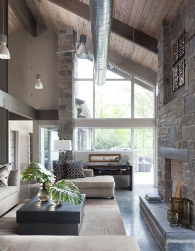 Massimo Interior Design Luxury Lake House Massimo