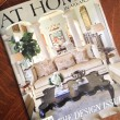Massimo Interior Design on the cover of At Home in Arkansas