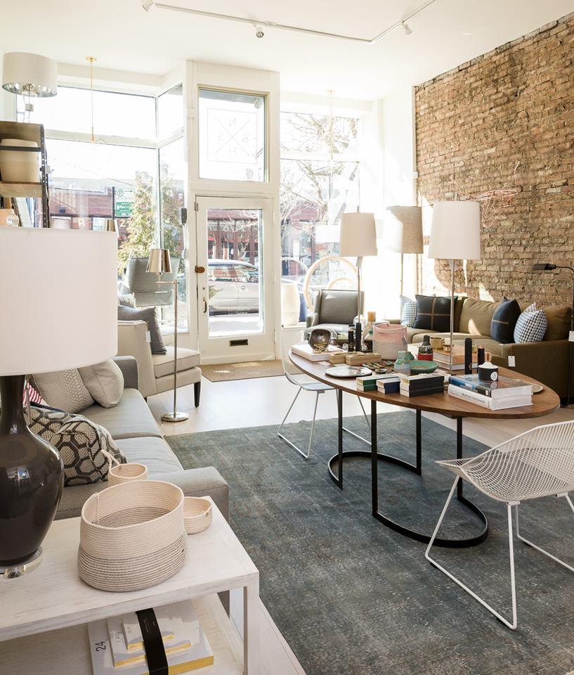Massimo Interior Design Norcross & Scott Home Now Open in Chicago ...